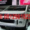 Mitsubishi Delica At Dp minim