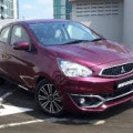 Paket Kredit Dp Ringan Mitsubishi Mirage Gls At....!!