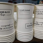 Cetak & Jual Paper Bowl food grade high quality, harga murah kualitas tinggi dengan berbagai pilihan ukuran serta desain