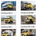 Daftar HargaDutro,Fuso,Bus