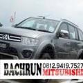 Paket Kredit Mitsubishi Pajero Gls 2011 Manual Hitam 4x2....!!