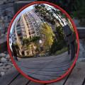 convex mirror indoor 45cm,cermin cembung sudut tikungan