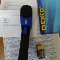 dekko fr7802 Infrared Thermometer FR-7802,pengukur suhu industri