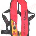 Inflatable lifejacket lalizas Sigma 150N 170N,jaket pelampung udara gas