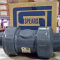 Ball check valve pvc spears ansi 1 1/2 inch,true union 2000 industrial