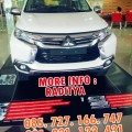 MITSUBISHI ALL NEW PAJERO SPORT DAKAR 4x2 BOOK NOW
