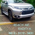MITSUBISHI ALLNEW PAJERO SPORT READY STOCK ALL COLOUR