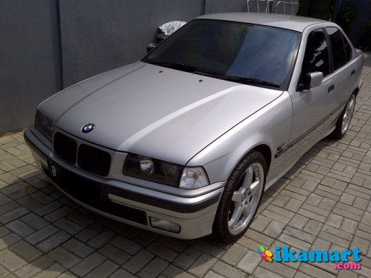 jual bmw 323i 1996 a t mint condition