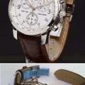 TISSOT PRC 200 Chrono Leather (BRW) for Men