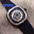 SEVENFRIDAY SF-G 2015 Summer Games 2015 Silver Black
