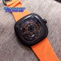 SEVENFRIDAY SF-P3/4 P3-4 Rubber Orange Limited