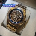 Jam Tangan Audemars Piguet Royal Oak Novelty Openworked Rosegold