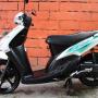 Jual Yamaha Mio Sporty - White new stripping 2011 bulan 11 - DKI Jakarta