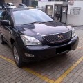 TOYOTA HARRIER 2.4 L PREM
