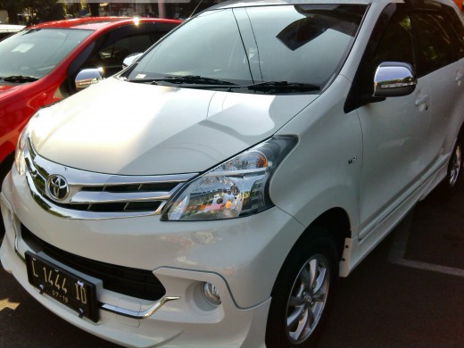 Harga Toyota Avanza G Luxury 2015 - Mobil