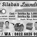 Laundry SiLaban Jalan Dagang Pasir Putih