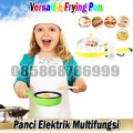 Versatile Frying Pan Panci Elektrik Multifungsi Asli Murah
