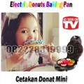 Electric Donuts Baking Pan (Cetakan Donat Mini) mURAH