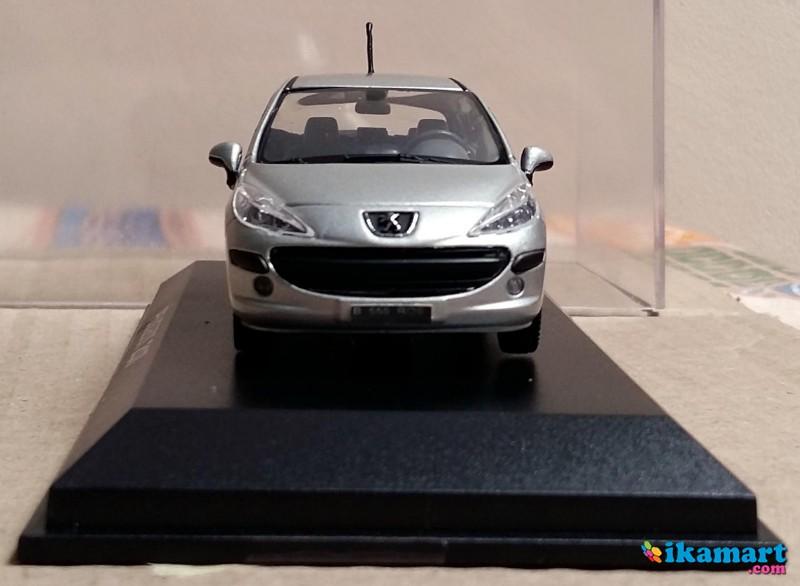 Peugeot 207 Premium Pack 5 Doors Norev 472750 Die Cast Car