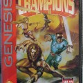 Eternal Champions SEGA Genesis-MD US NTSC Authentic