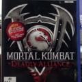 Mortal Kombat Deadly Alliance Sony Playstation-2 PAL
