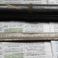 Pedang Antik Sarung Tabung Kayu