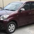 Toyota Avanza 1.3G VVTI M/T 2010