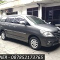New Toyota Grand Innova 2014 2.0 V AT.Surabaya.km 11 ribu