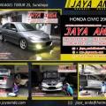 Perbaikan Onderstel Mobil Honda di Surabaya. Bengkel JAYA ANDA ngagel timur 25