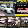 Bengkel specialis servis ONDERSTEL Mobil. Setting Shockbeker & Per Honda CIVIC