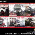 Servis kerusakan onderstel Mobil di Bengkel JAYA ANDA Surabaya