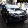 Toyota Grand Fortuner 2013 AT Km 28 Rb di Surabaya