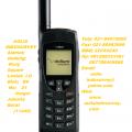 Telepon atau handphone satelit IRIDIUM 9555