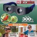Kacamata Teropong jarak jauh dan dekat Zoomies