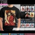 Kaos Samurai X - Himura Kenshin 02