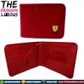 Dompet Pria Premium - Ferarri A008 Red