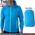 Jaket Parasut Lipat - Light Blue
