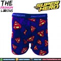 Boxer Superman Navy Classic