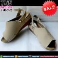 SALE Sepatu Wedges Wanita Lokal Murah - FCW00