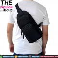 Waistbag Kulit - Black