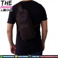 Waistbag Kulit - Brown