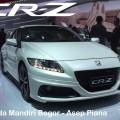 Honda CR-Z 2015 mobil sport hemat BBM.