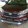 New Honda CR-V lebih gagah fitur tambah.