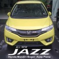 Harga Honda All New Jazz RS cuma 200 jutaan.