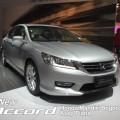 Honda All New Accord kini dgn fitur anti tabrak.