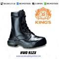KWD 912 X – Sepatu Safety Shoes KINGS, Boot Tahan Minyak Tahan Bahan Kimia, Diskon Ramadan sepatu safety online