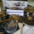 Panci masak oxonen ox933 12+2pcs original pembuat soup