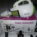 Vacuum Cleaner Super Hoover Bolde 2in1 Turbo Boomber Lejel