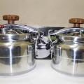 Panci Masak Presto Full Stainless Steel Anti Karat 12 Liter
