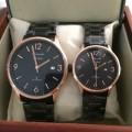 Alexandre christie 8450 RG black Couple